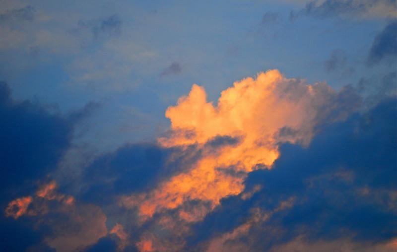Lava in the Sky 1/3