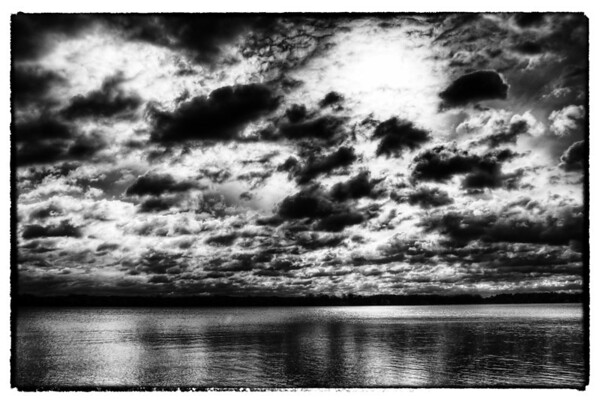 October 15, 2011 :: Some Dramatic Clouds