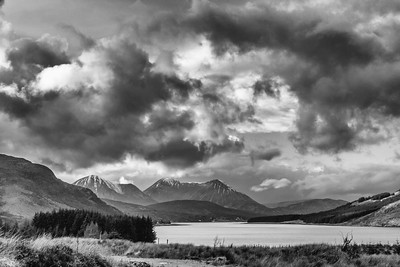 Red Cuillin from Skinadin