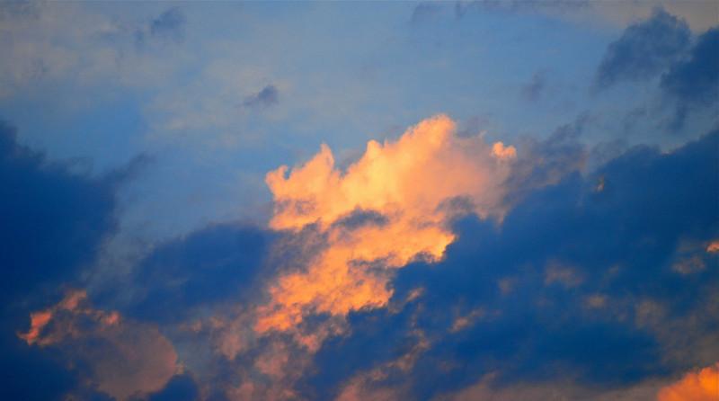 Lava in the Sky 2/3