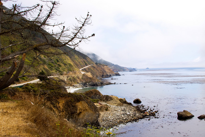 Highway 1 is gorgeous