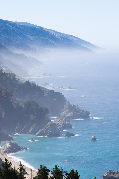 Big Sur, a friend I never tire of visiting.
