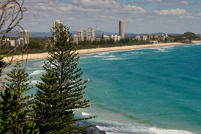 Burleigh Headlands, Gold Coast, Queensland, Australia