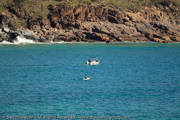 Birds & Bays: Beautiful Noosa National Park, Sunshine Coast, Queensland, Australia; Tuesday 29 June 2010.