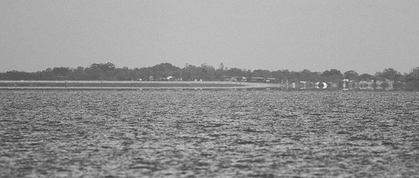 """VSCO Film Preset: """"C - TRI-X⁺³ ++"""" - Boondall Wetlands Reserve - Nudgee Beach Aspect; Wednesday 16 November 2016. Photos by Des Thureson - http://disci.smugmug.com"""