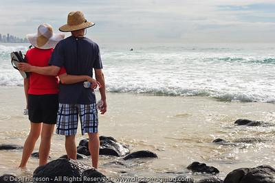 Easy Moment - Burleigh Heads, Gold Coast, Queensland, Australia, June 2010.
