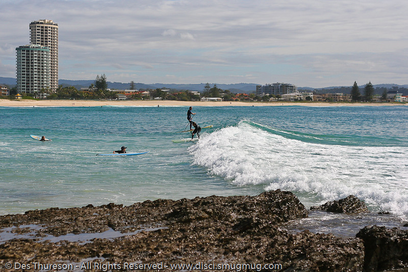 Surfing Currumbin Alley, Gold Coast, Queensland, Australia, June 2010. , Gold Coast, Queensland, Australia, June 2010.