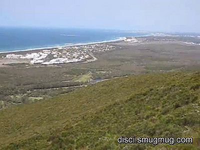 Short video (14s) taken from the top of Mount Coolum; taken with a point & shoot camera.