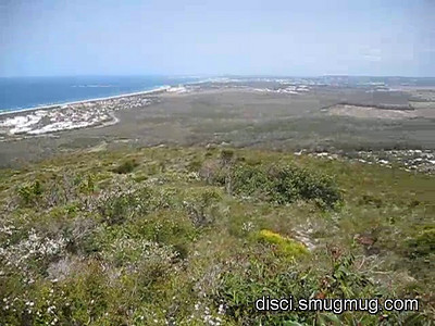 Short video (19s) taken from the southern face of the top of Mount Coolum; taken with a point & shoot camera.