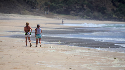 Noosa National Park, Sunshine Coast, Queensland, Australia; 06 November 2012. Photos by Des Thureson - disci.smugmug.com