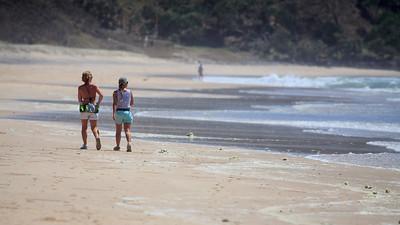 Noosa National Park, Sunshine Coast, Queensland, Australia; 06 November 2012. Photos by Des Thureson - disci.smugmug.com