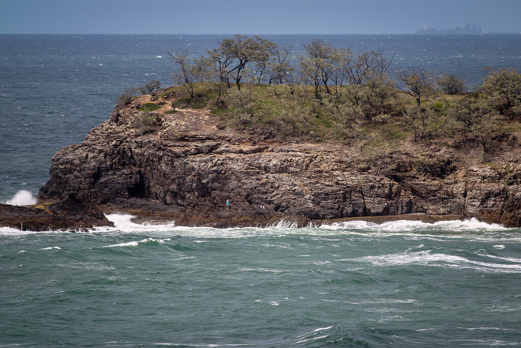 "Lion Rock, Devil's Kitchen - Alexandria Bay - Noosa National Park; Noosa Heads, Sunshine Coast, Queensland, Australia; 19 March 2013. Photos by Des Thureson - <a href=""http://disci.smugmug.com"">http://disci.smugmug.com</a>."