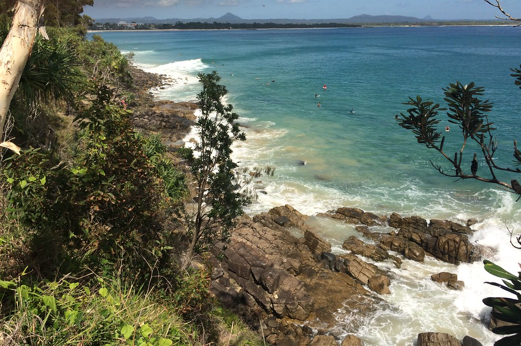 Noosa National Park and Noosa Heads - iPhone Photos - 2016