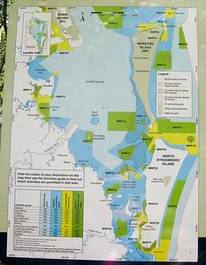 Moreton Bay Marine Park Guide - Map - Information - Wynnum Mangrove Boardwalk & Wynnum North Reserve; Wynnum North, Brisbane, Queensland, Australia; 17 October 2012. Photos by Des Thureson