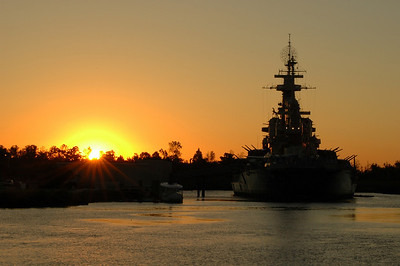 USS North Carolina, Wilmington, NC
