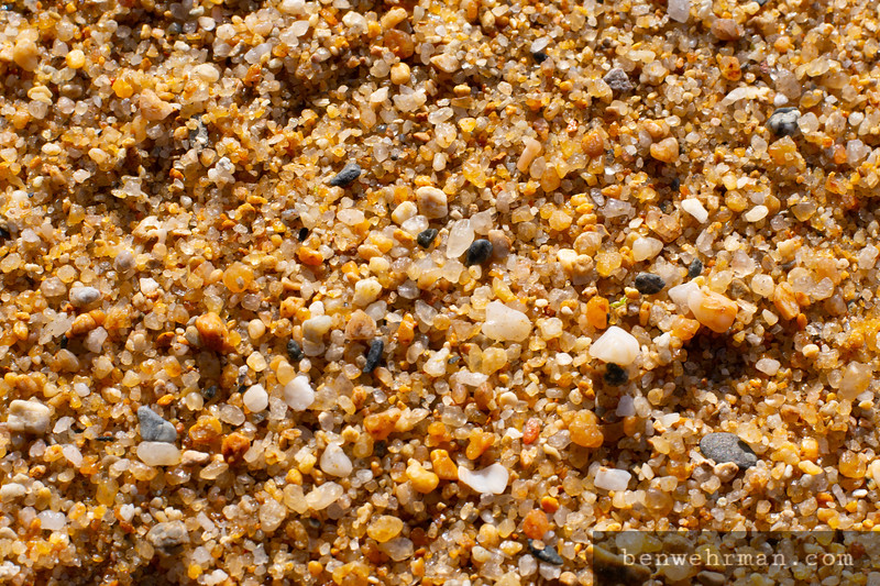 Grains of Sand detail