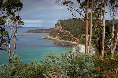 Rainbow - Tasmania