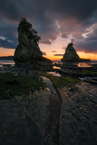 Suzumejima Afterglow