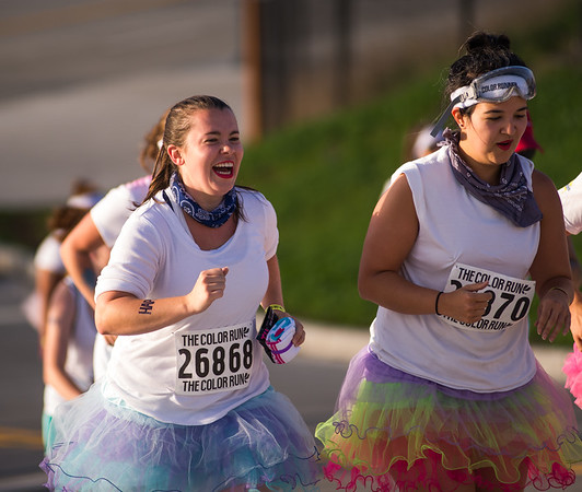Color Run,- Tacoma Washington, USA 2013