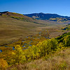 Oxbow near Crested Butte, CO