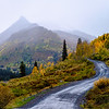 Slate River Road near Crested Butte
