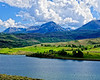 Green Mountain Reservoir between Kremmling and Silverthorne, Colorado.