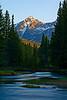 Colorado River headwaters in Rocky Mountain National Park, Colorado.