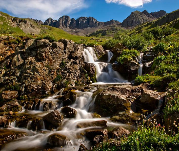 American Basin. Colorado