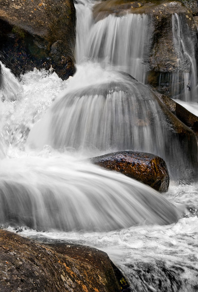 Geneva Creek along the Guanella Pass Road, Colorado.
