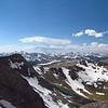 Panoramic View from Mt Evans