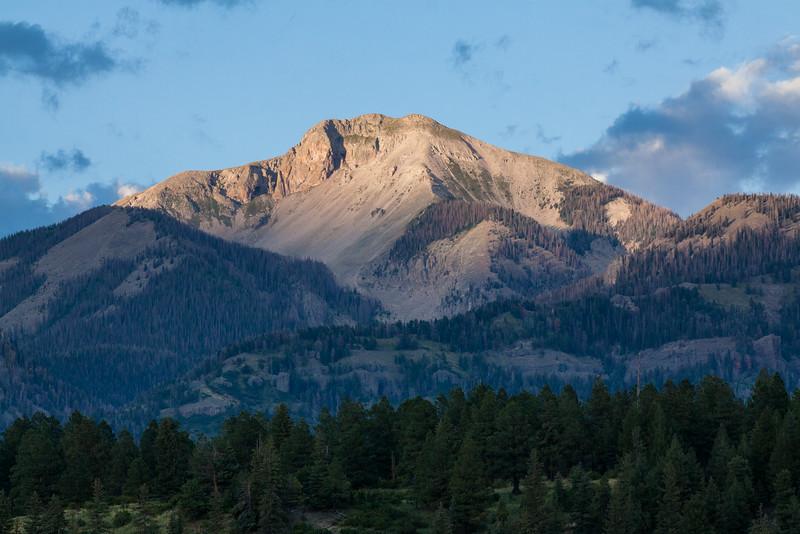 Pagosa Peak