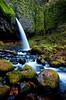 Ponytail Falls - Columbia River Gorge