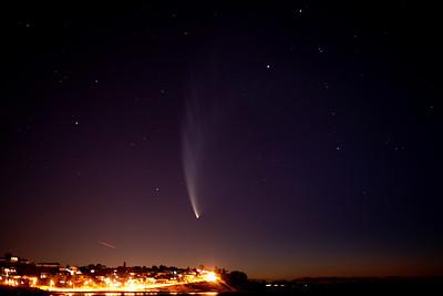 Comet McNaught 22/01/07