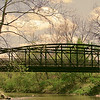 MKT bridge over the HInkson Creek, Hinkson Valley Nature Preserve
