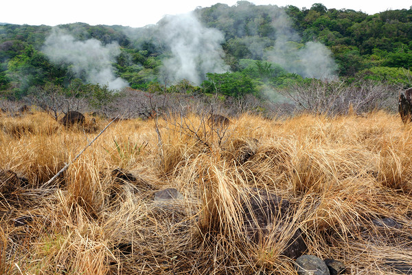 05-02 Fumaroles @ Rincon de la Vieja Nat'l Park, Costa Rica