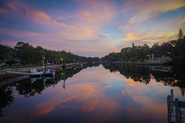 Cotee River Walk, New Port Richey FL, 10 25 2016