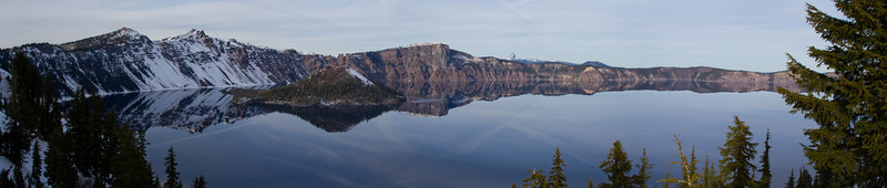 December 2013 Crater Lake