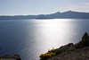 Crater Lake from Skell Head, Crater Lake National Park, Oregon