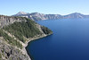 Crater Lake from Palisade Point, Crater Lake National Park, Oregon