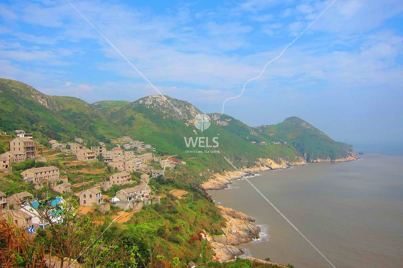 ShrTang Village on southeast coast of China  by kstellick
