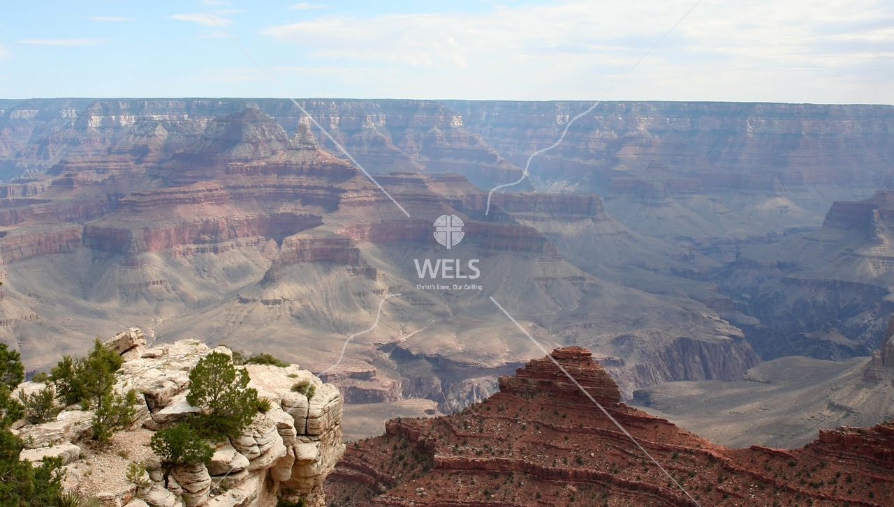 The top of Grand Canyon by tluecke