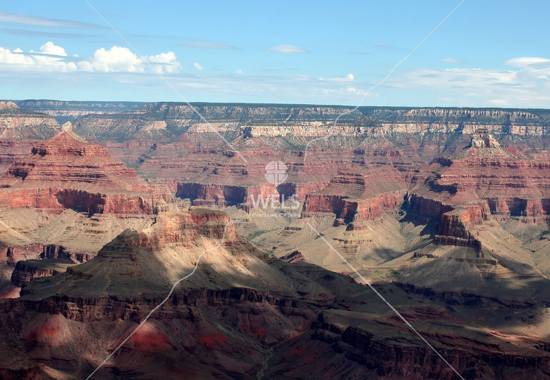 Shadows of the  Grand Canyon by tluecke