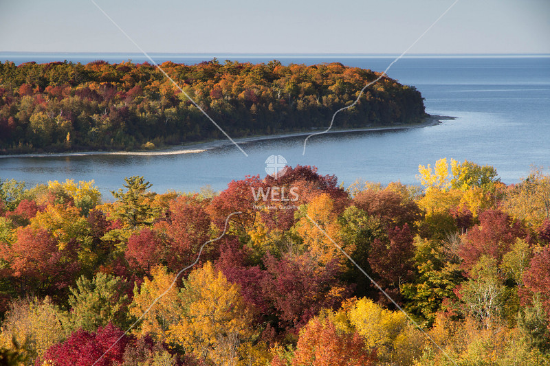 Scenic Autumn View by mspriggs