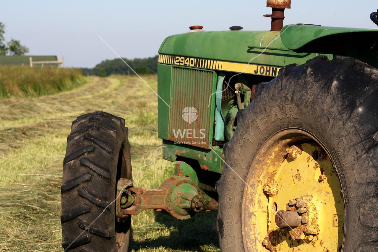 Harvesting Hay by jduran