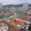 Fishing harbor in Xiamen, Fujian Province China by kstellick