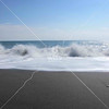 Surf crashes in Taidong, Taiwan by kstellick