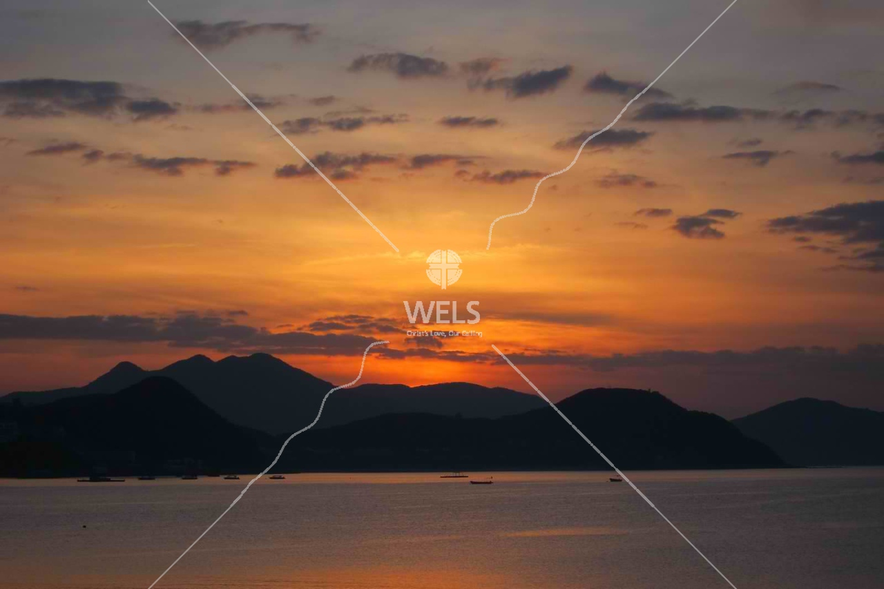 Sunrise from Sanya, Hainan China by kstellick