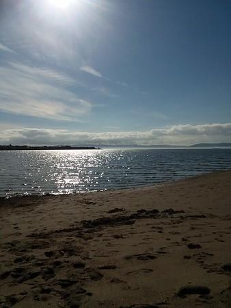 Crown Memorial State Beach, Alameda Beach