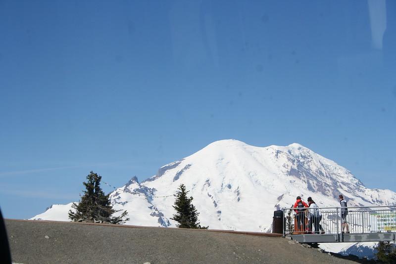Mt Rainer