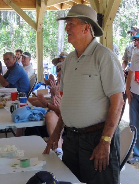 2010 Refuge Volunteer Appreciation Picnic Crystal River National Wildlife Refuge